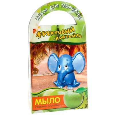 Набор для изготовления мыла Аромафабрика Слоник от 5 лет набор для изготовления мыла аромафабрика слоник от 5 лет