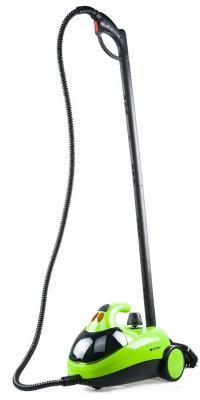 Отпариватель KITFORT KT-908 1500Вт зелёный чёрный б/у
