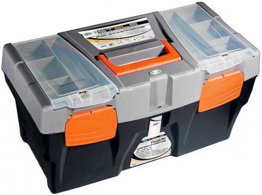 Ящик STELS 90706 для инструмента 590х300х300мм 24 пластик ящик для инструментов stels 90713