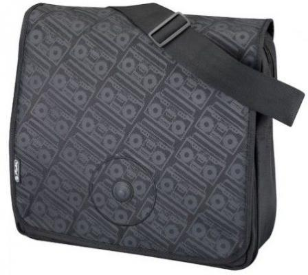 Сумка BE.BAG MUSIC, разм. 38х34х12,5 см сумка herlitz be bag сиреневая