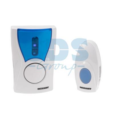 Беспроводной дверной звонок 220 вольт кнопка IP 44 REXANT RX-6 звонок беспроводной rexant rx 3 73 0030