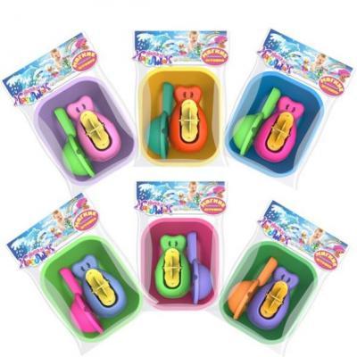Купить Набор игрушек для ванны Биплант №2 16056 в ассортименте, Игрушки для купания