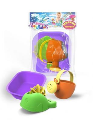 Купить Набор игрушек для ванны Биплант №5 16065 в ассортименте, Игрушки для купания
