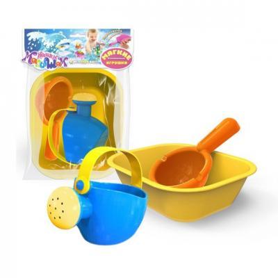 Набор игрушек для ванны Биплант №9 16069 в ассортименте