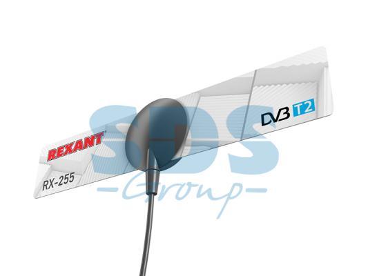 Антенна REXANT RX-255 антенна автомобильная rexant rx 502
