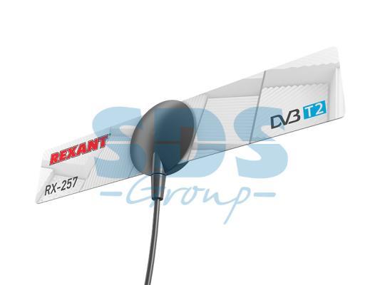 Антенна REXANT RX-257 антенна автомобильная rexant rx 502