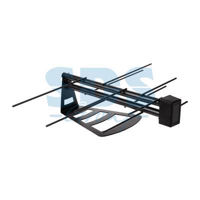 ТВ-Антенна комнатная для цифрового телевидения DVB-T2 АКТИВНАЯ (модель RX-267) REXANT цена