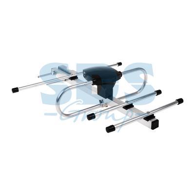 ТВ-Антенна наружная АКТИВНАЯ для аналогового и цифрового ТВ - DVB-T2 (модель RX-408) (пакет) REXANT цена