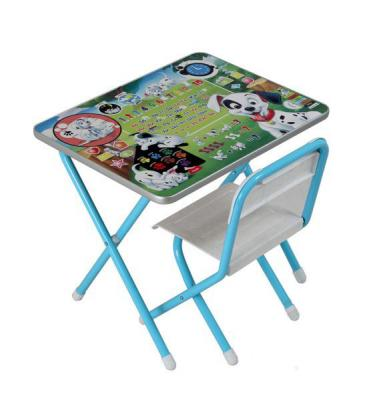 Купить Стол-стул Дэми 101 Далматинец, Размеры столешницы 450х600 мм., Игровые комплекты мебели