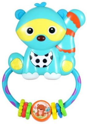 Интерактивная игрушка Жирафики Енот от 6 месяцев сумка printio малыш мальчишник в вегасе