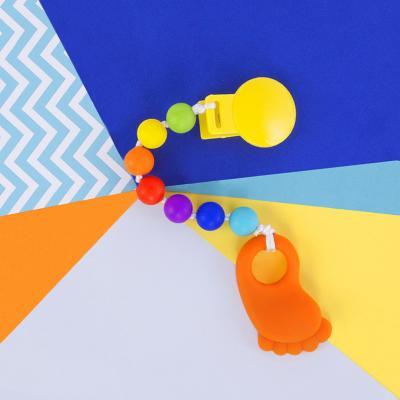 Грызунок Жирафики Сладкая пяточка разноцветный с 6 месяцев грызунок жирафики жирафик разноцветный с 6 месяцев