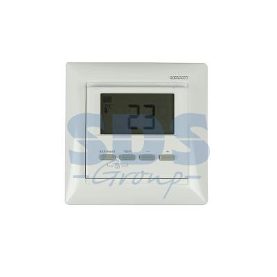 цена на Терморегулятор цифровой RX-511H (белый) REXANT (совместим с Legrand серии Valena)