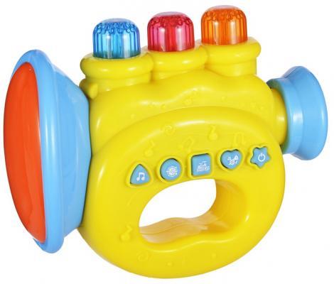 Развивающая игрушка Жирафики Музыкальная труба в ассортименте игрушка жирафики музыкальная игрушка гитара 939553