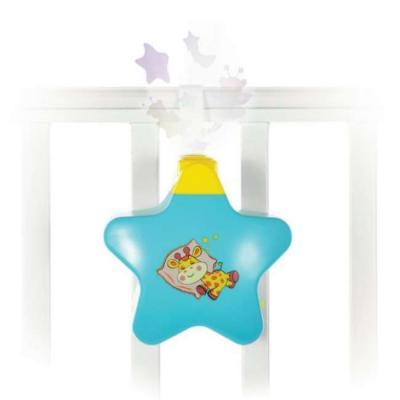 Интерактивная игрушка Жирафики Звездочка с рождения
