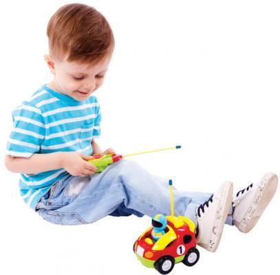 Интерактивная игрушка Жирафики Гонщик от 18 месяцев жирафики игрушка мягкая жираф жирафики
