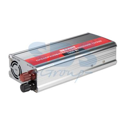Автомобильный инвертор 1000 Вт 12В - 220В c USB REXANT инвертор airline api 1000 07