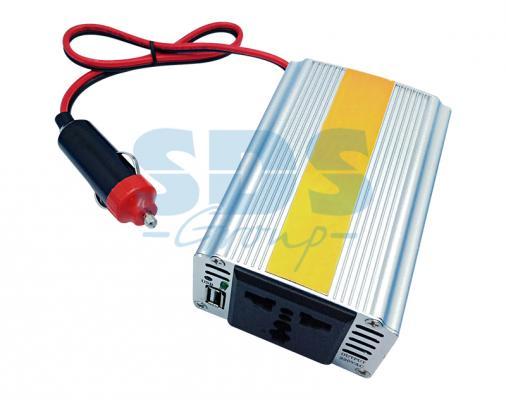 Автомобильный инвертор 150W 12V - 220V c USB REXANT инвертор сварочный ресанта саи 160 190 240в 10 160а 1 0 4 0мм