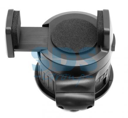 Автомобильный держатель REXANT C605 поворотный 360 компакт 40-60 мм цена