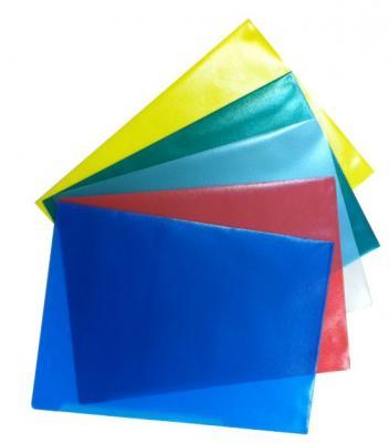 Папка-уголок Durable, A4, 180 микрон, глянец, полипропилен, прозрачный, цена за 1 шт.