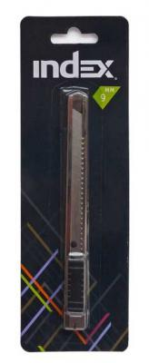 Канцелярский нож Index ICM100 канцелярский нож index icu563