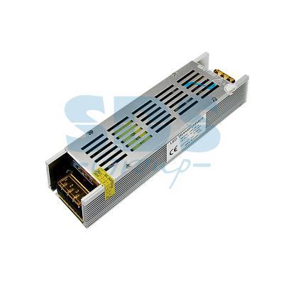 Источник питания компактный 12V, 16,5A, 200W с разъёмами под винт, без влагозащиты (IP23) импульсный источник питания falcon eye ат 12 50 12v 5а