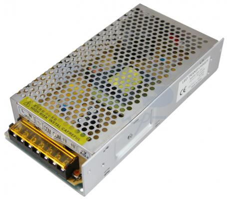 Источник питания 220V AC/12V DC, 8,3A, 100W с разъёмами под винт, без влагозащиты (IP23) импульсный источник питания falcon eye ат 12 50 12v 5а