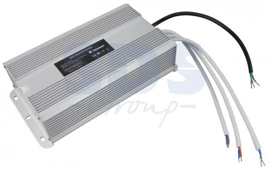 Источник питания 110-220V AC/12V DC, 25А, 300W с проводами, влагозащищенный (IP67) high quality 3kw 3000w dc 12v to ac 220v 240v pure sine wave power inverter with 10a charger automatic ac transfer switching