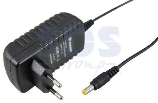 Источник питания 220V AC/24V DC, 1А, 24W с DC разъемом подключения 5.5*2.1, без влагозащиты (IP23) led driver ac input 220v to dc 1800w 0 24v 75a adjustable output switching power supply transformer for led strip light