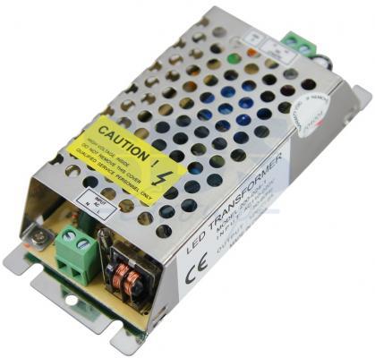 Источник питания 220V AC/24V DC, 1A, 24W с разъёмами под винт, без влагозащиты (IP23) 1a water level sensor liquid float switch white dc 100 220v