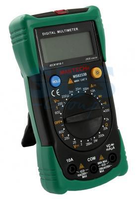 Универсальный мультиметр MS8233B MASTECH цена