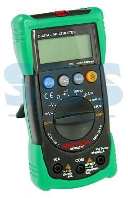 цена Универсальный мультиметр MS8233E MASTECH