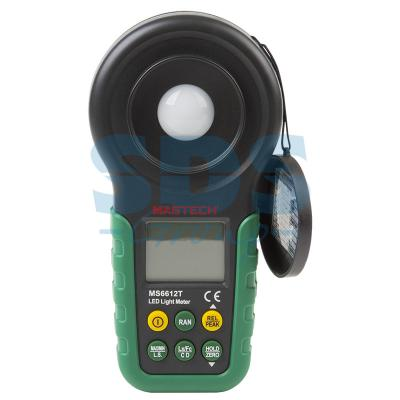 Люксметр MS6612T MASTECH mastech ms8211 pen type digital multimeter non contact ac detector