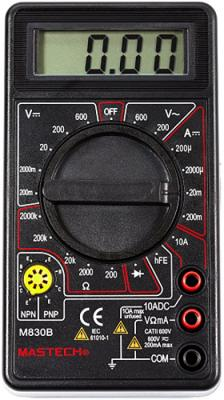 Портативный мультиметр M830B MASTECH