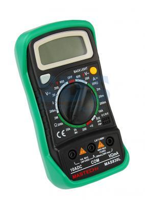Портативный мультиметр MAS830L MASTECH мультиметр mastech ms8239c