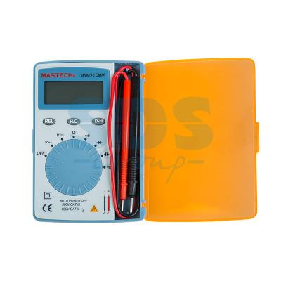 Портативный мультиметр MS8216 MASTECH цена