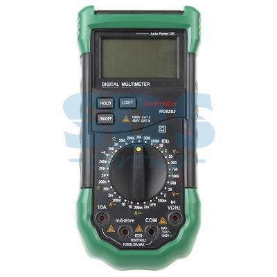 Профессиональный мультиметр MS8265 MASTECH мультиметр mastech ms8239c