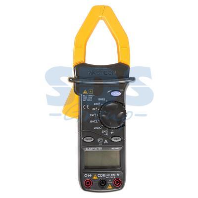 Токовые клещи MS2001 MASTECH токовые клещи peakmeter pm2018b