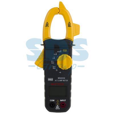 Токовые клещи MS2030 MASTECH токовые клещи sinometer bm803a