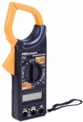 Токовые клещи P266 Proconnect токовые клещи sinometer bm803a