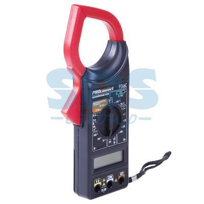 Токовые клещи P266C Proconnect 13-3052 токовые клещи sinometer bm803a