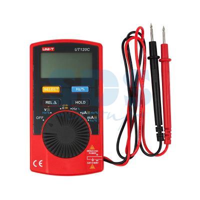 Портативный мультиметр UNI-T UT120C цены