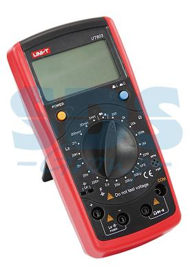 Профессиональный мультиметр (RLC-метр) UNI-T UT603 профессиональный автомобильный мультиметр сем at 9995e 481547