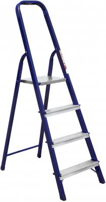 Купить Стремянка металлическая комбинированная четыре ступени, REXANT