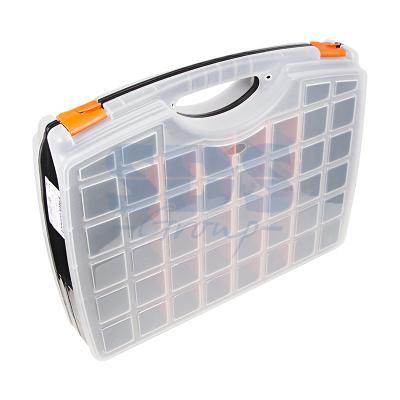 Купить Ящик пластиковый универсальный (двойной) Proconnect 425х330х85 мм