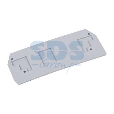 P9/16/G 283-328 283-325 Торцевая пластина для FJ1 серая
