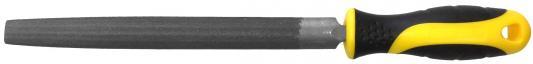 Напильник BERGER BG1153 полукруглый с рукояткой 200мм отвертка airline at sp3 05 с эргономичной рукояткой ph3 200мм