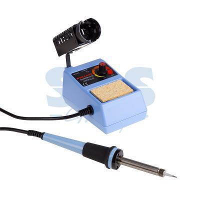 Паяльная станция (160-500°C) 220V/48 Вт REXANT паяльная станция stayer 55370 profi цифровая с жк дисплеем диапазон 160 520°c шаг 10°c 48вт