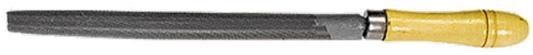 Напильник СИБРТЕХ 16332 300мм полукруглый деревянная ручка напильник полукруглый bahco 1 210