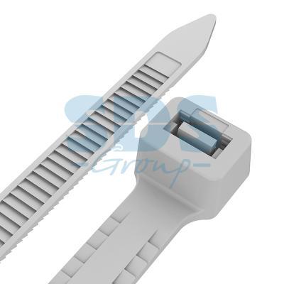 Хомут nylon Тройной замок 250 x 4,8 мм 100 шт белый REXANT ydsl yds 200m 8 x 200mm self locking nylon cable tie wraps white 250 pcs