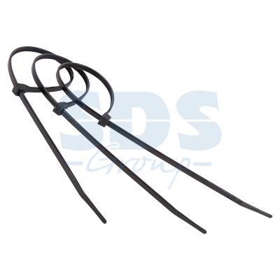 Хомут nylon 250 x 3,5 мм 100 шт чёрный профессиональный ydsl yds 200m 8 x 200mm self locking nylon cable tie wraps white 250 pcs